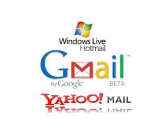 База email адресов Hotmail, Yahoo, Gmail, Aol, Msn, список email