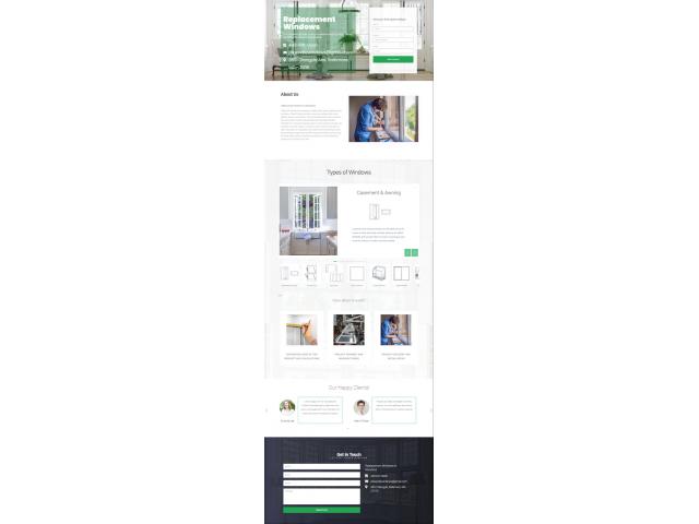 Предоставим услуги по разработке сайта.