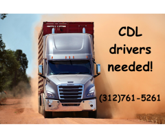 Everest Transit Inc is looking for CDL drivers!