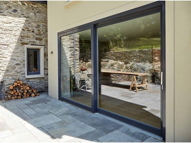 Custom doors and windows directly from European manufacturer.