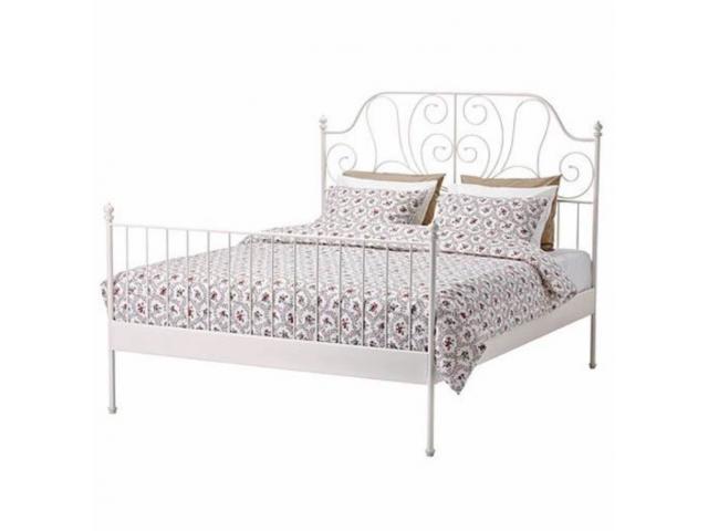 кровать IKEA LEIVRIK