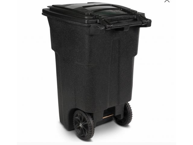 Контейнеры для мусора. 3 шт.