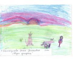 «Мир глазами ребенка» - конкурс для русскоязычных детей в разных странах