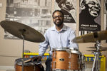 New Wexner Center Artist-in-Residence Mark Lomax finds rhythm behind kit and in life