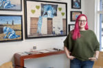 Arts feature: Catching up with artist Stephanie Rond