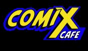 Comicpalooza - Comix Cafe Logo