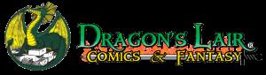Comicpalooza - Dragons Lair Logo