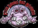 Comicpalooza - Ettin Games Logo