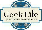 Comicpalooza - GeekLife Logo