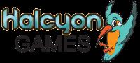 Comicpalooza - Halcyon Games Logo