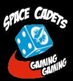 Comicpalooza - Space Cadets Logo