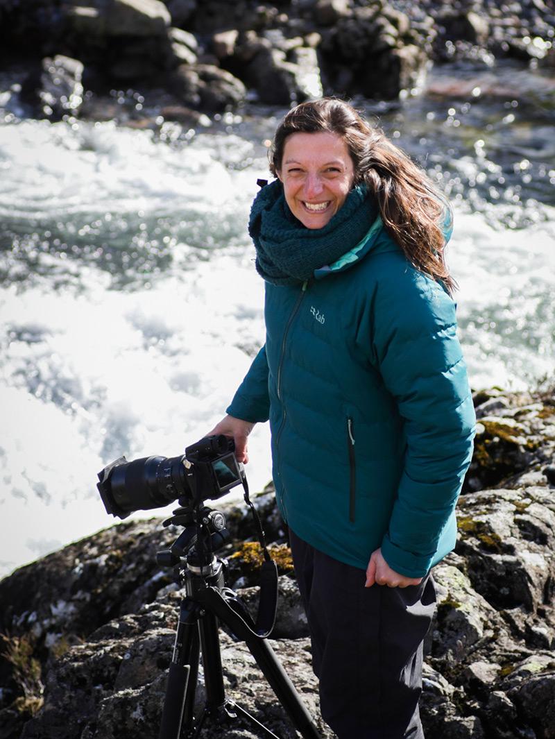 Creative Haven leader Margaret Soraya