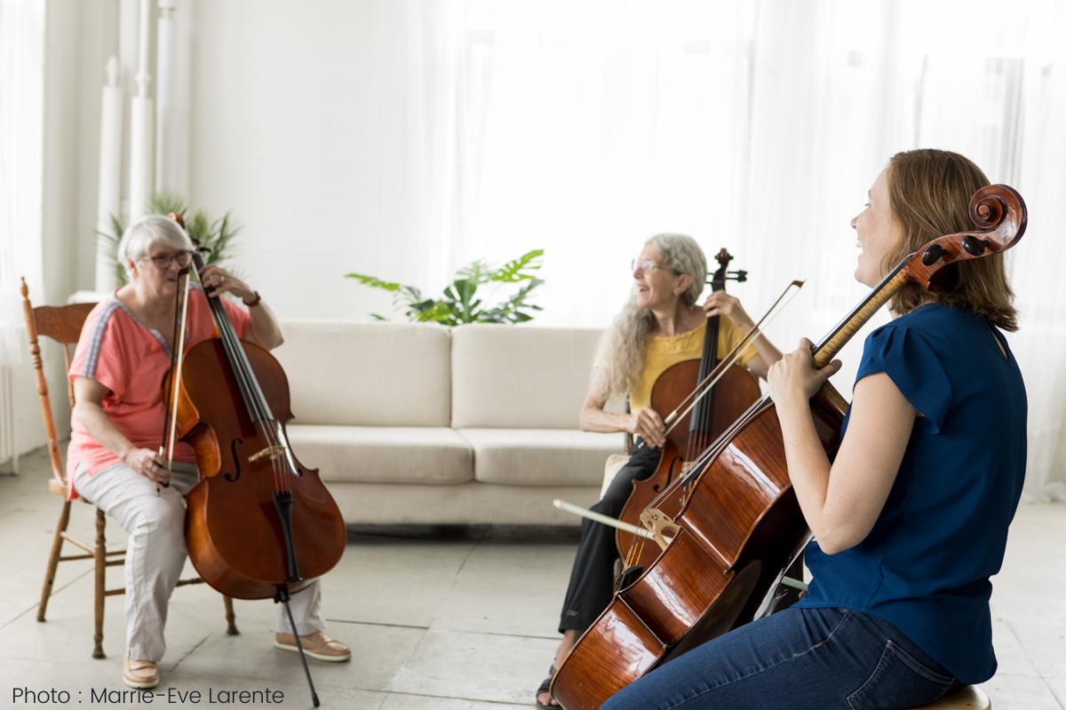commuanuté de violoncellistes amateurs de PraticoCello