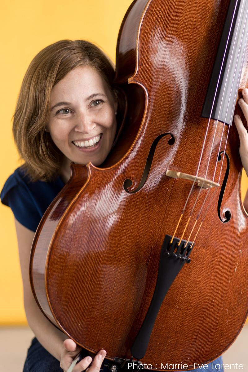Catherine Mathieu violoncelliste