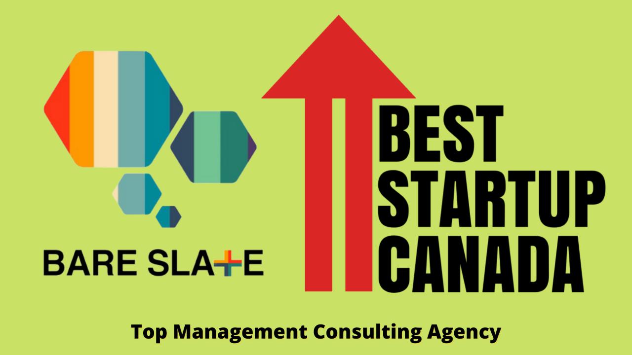 Best Startup Canada