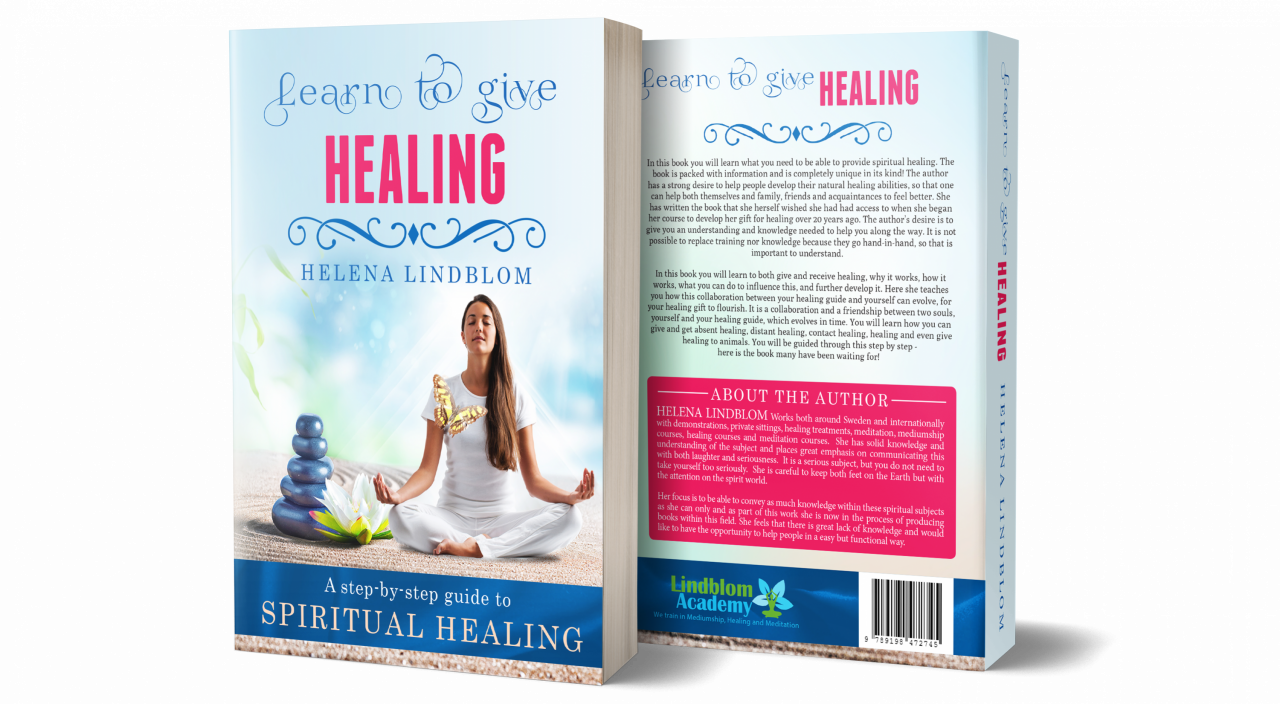 Learn to give Healing
