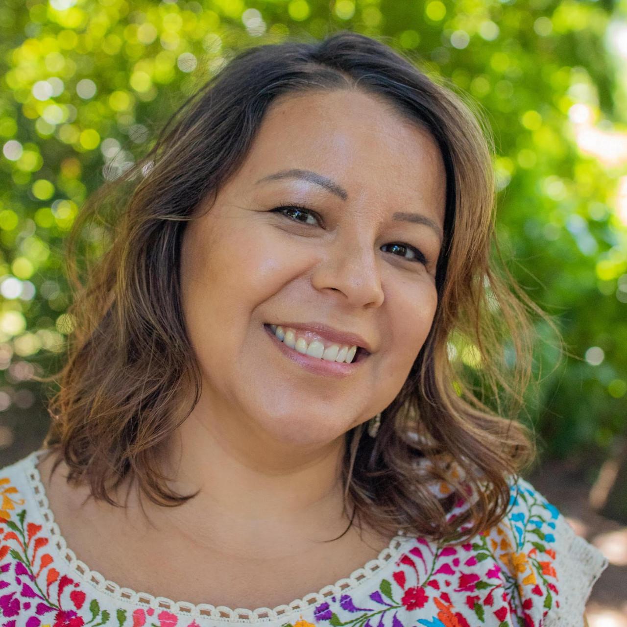 Maria Muñoz headshot