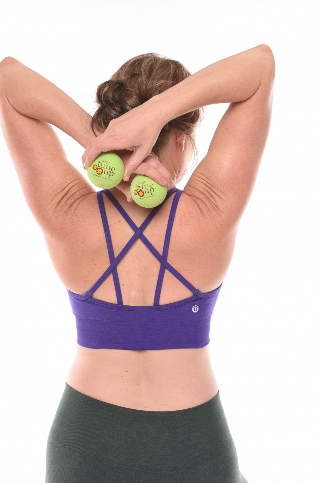 SELF CARE Therapy Balls Yoga Tune Up Roll Model® Therapy Balls