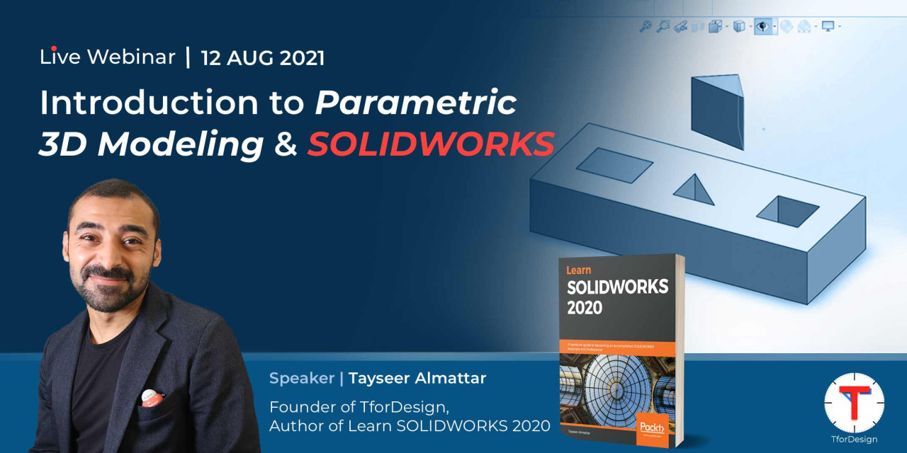Introduction to Parametric 3d modeling & solidworks