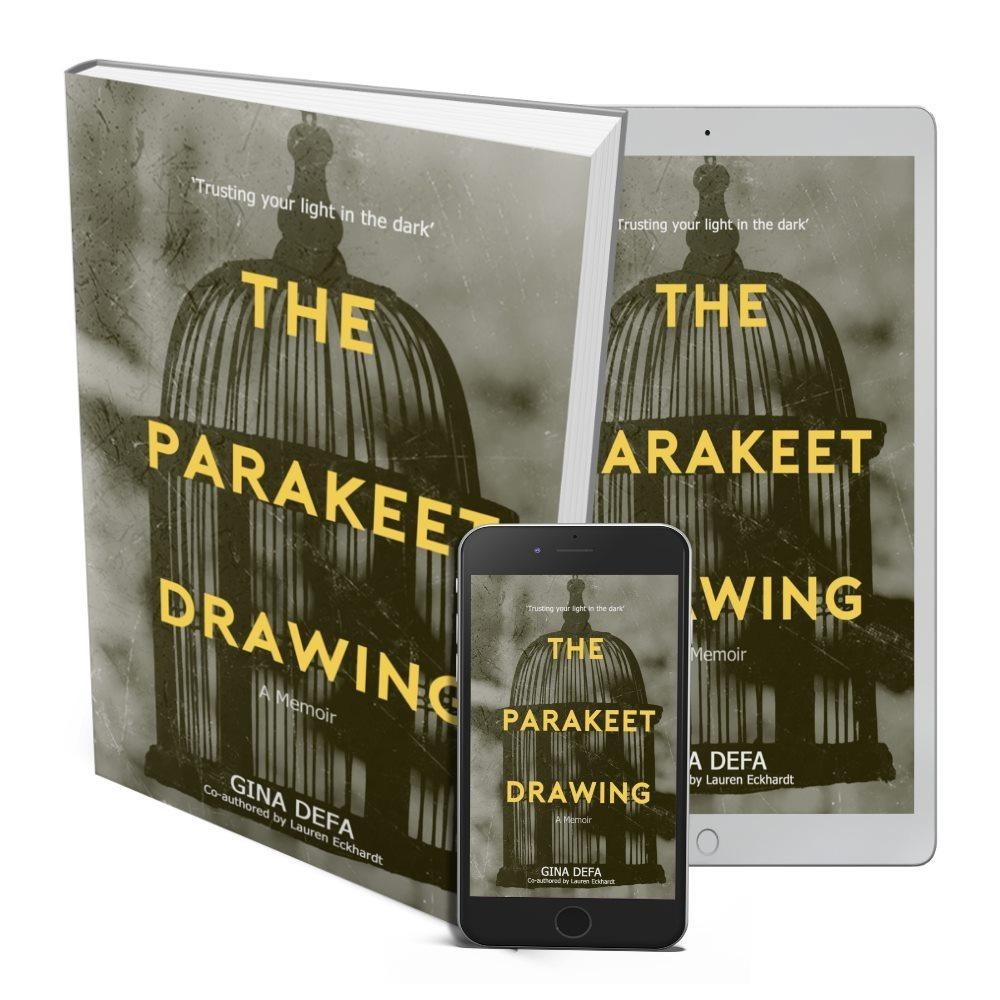 The Parakeet Drawing