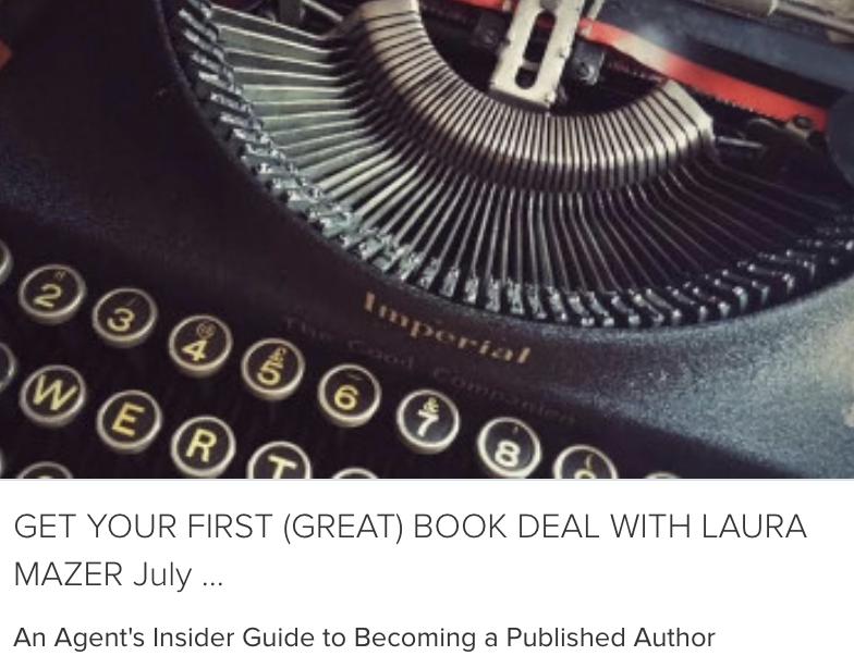 A LIterary Agent's Inside Guide to Becoming a Published Author
