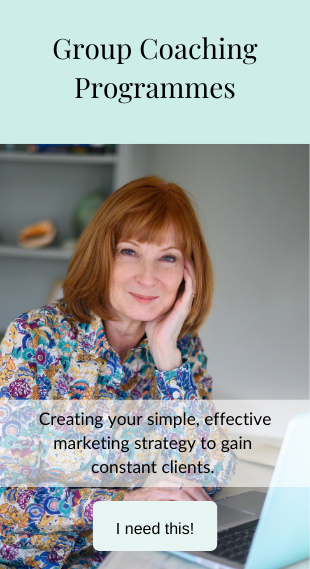 BusinessGroup Coaching Programmes: Creating your simple, effective marketing strategy to gain constant clients - I need this - click here to book now - after hover
