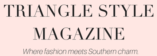 link to article on Escentuelle in Triangle Style Magazine