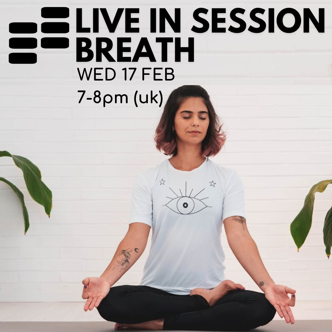 Tap into the unlimited power of breathing to restore and regulate your nervous system and lower stress, while balancing emotions and releasing tension in the body.