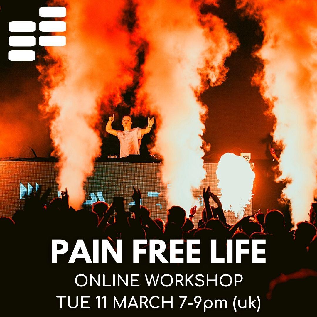 pain free life