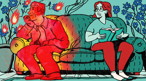 9 Things to Do When You're Feeling Frustrated With Your Partner