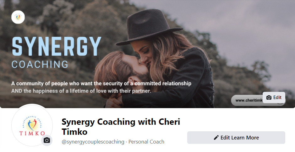 Synergy Coaching with Cheri Timko