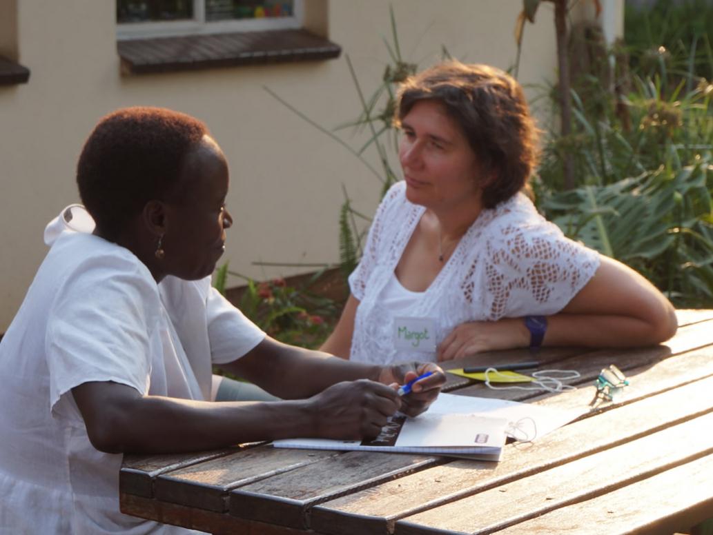 Le Travail de Byron Katie en Afrique
