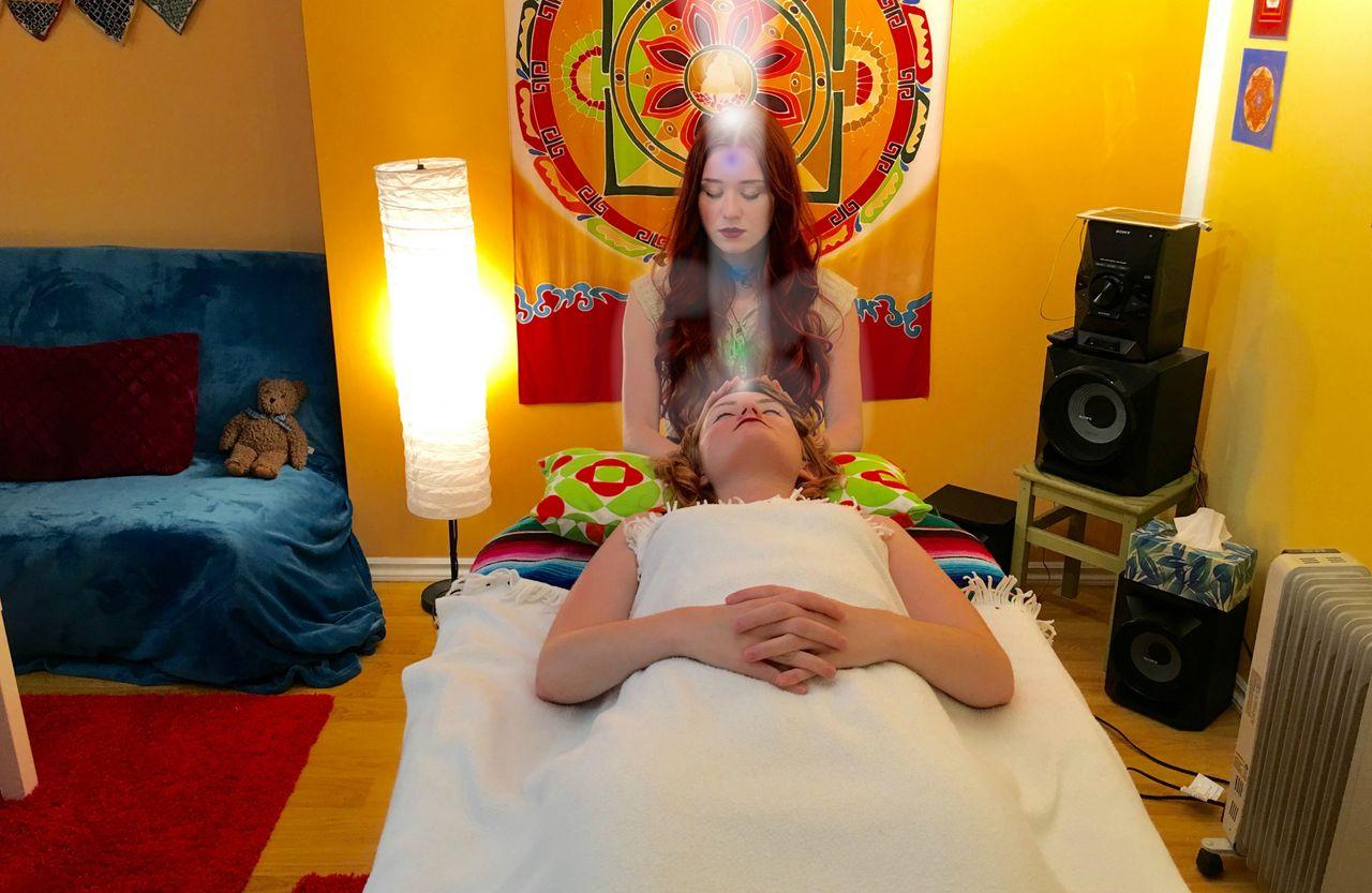 Reiki self healing reiki beaming