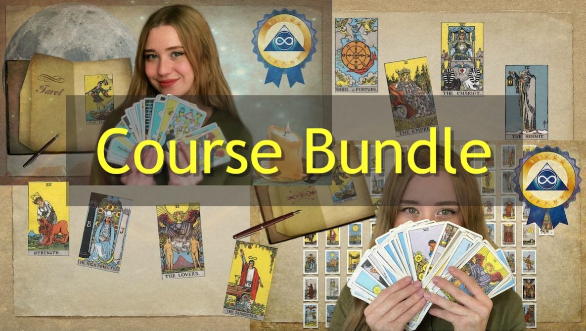 FREE Preview - The Art Of Easy Tarot Card Reading
