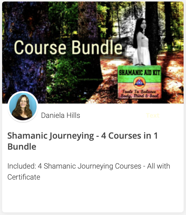 Foundation Shamanic Studies, Shaman, Shamanic Journey Magic