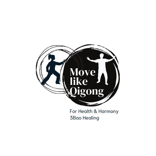 Move like Qigong Logo