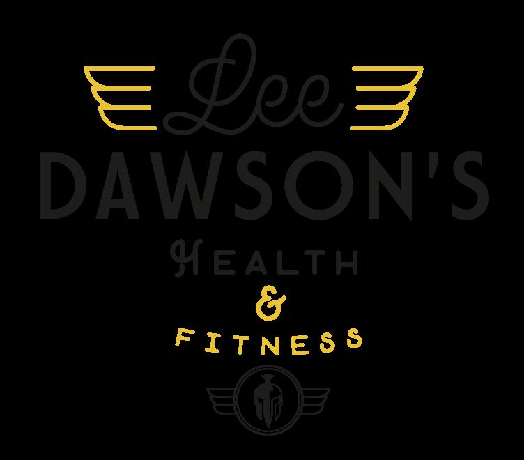 Lee Dawson Fitness Logo