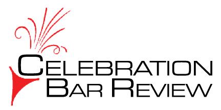 Celebration Bar Review Logo
