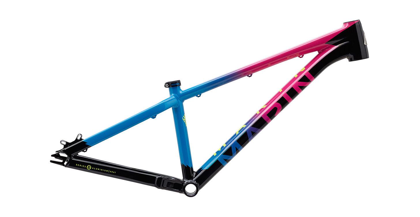 marin bikes 2021 alcatraz frame kit