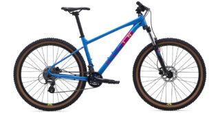 Bobcat Trail 3, gloss bright blue/dark blue/yellow/magenta