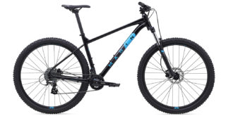 Bobcat Trail 3, gloss black/charcoal/cyan