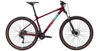 Bobcat Trail 4, gloss crimson/teal/red