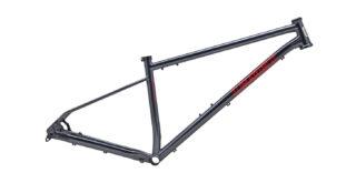 El Roy frame, gloss blacksparklespace
