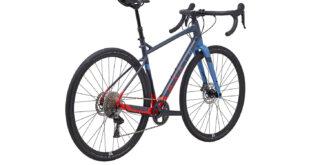 Gestalt X11 rear 3/4, gloss grey/blue/roarange