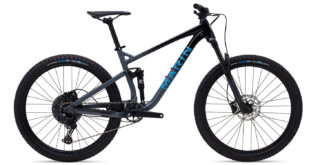 2021 Rift Zone 27.5 1, gloss black/charcoal/blue