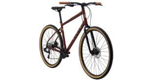 Kentfield 1 front 3/4, gloss copper/mint/black