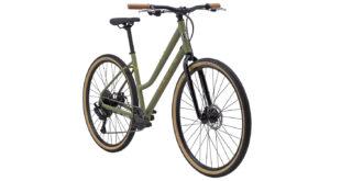 Kentfield 2 front 3/4, gloss green/brozne/black