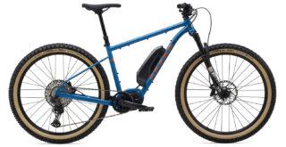 Pine Mountain E2, gloss blue/orange