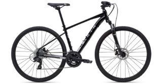 San Rafael DS1, gloss black/silver