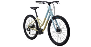 Stinson ST 1 front 3/4, gloss tan/blue/grey